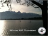 Winter SUP Thunersee 02